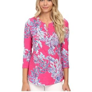 Lilly Pulitzer Kirby Top